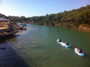 Kayak Conil