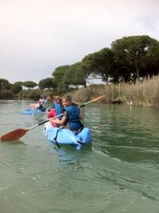 kayak roche conil
