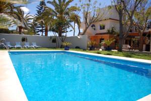 piscina casa rural paraiso perdido